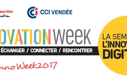 Participez à l'Innovation Week à La Roche-sur-Yon !