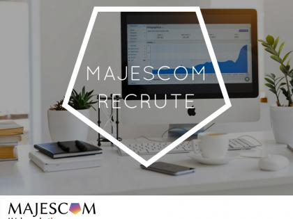 Majescom recrute sa première pépite webmarketing à La Roche-sur-Yon