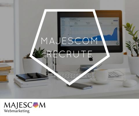 Recrutement webmarketing roche sur yon