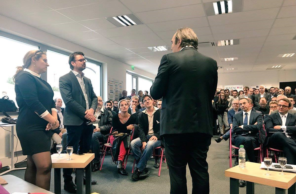 xavier niel innovation week
