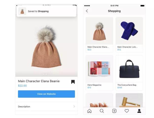 shopping list instagram