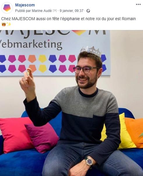 majescom facebook chandeleur