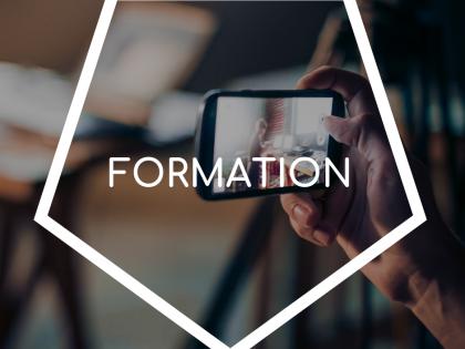 Formation : Utiliser la vidéo dans votre communication digitale