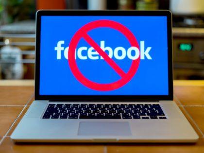 Compte publicitaire Facebook désactivé
