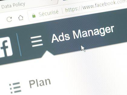 Ajouter un moyen de paiement pour Facebook Ads