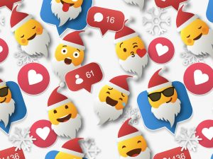 Créer des publications de Noël efficaces sur les réseaux sociaux