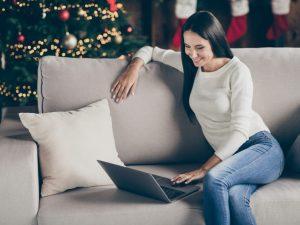 Le webmarketing, nouvelle vitrine des fêtes de fin d'année